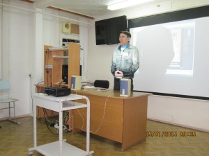 Общее дело в Агидельском филиале уфимского топливно-энергетического колледжа Ильнур Шавалиев