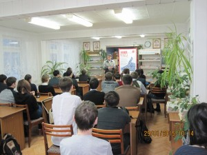 Общее дело в Уфимском топливно-энергетическом колледже республики Башкортостан Ильнур Шавалиев