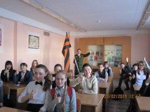 Общее дело в школе №2 города Агидель республики Башкортостан Шавалиев Ильнур Маратович