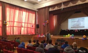 Общее дело в Политехническом колледже №42 города Москвы Ярослав Ковалевский