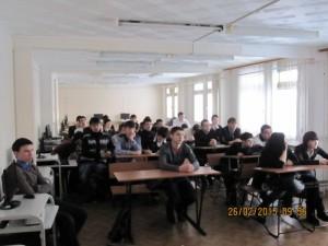 Общее дело в Агидельском филиале уфимского топливно-энергетического колледжа Шавалиев Ильнур Маратович