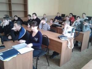 Общее дело в Воронежском профессиональном лицее №7 Елена косякова