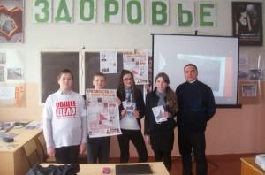 Общее дело в Красногуляевской средней школе Ульяновской области Павел Куянов