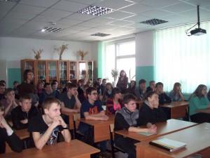 Общее дело в Кинешемском колледже индустрии питания и торговли Андрей Тараканов