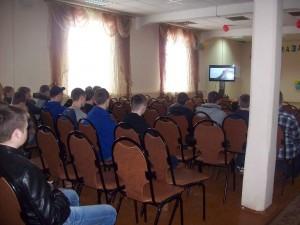 Общее дело в Кинешемском политехническом колледже Андрей Тараканов