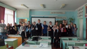 Общее дело в школе №1 горда Великий Устюг Вологодской области Меркурьев Дмитрий