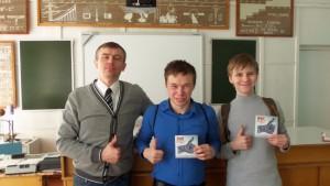 Общее дело в школе №4 города Великий Устюг Вологодской области Меркурьев Дмитрий