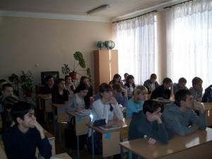 Общее дело в школе №14 города Волжский Волгоградской области Семенов Вадим