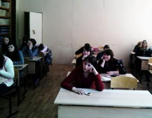 Общее дело в Политехническом техникуме города Омутнинска Кировской области Анна Смагина