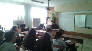 Общее дело в школе №1 города Кинешмы Андрей Тараканов