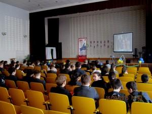 Общее дело в школе №1 города Агидель республики Башкортостан Ильнур Шавалиев