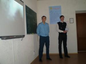 Общее дело в Ивановской пожарно-спасательной академии Иван Ивлиев