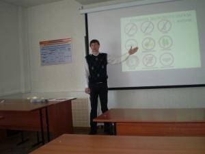 Общее дело в Ивановской пожарно-спасательной академии Иван Ивлев