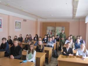 Общее дело в школе №2 города Агидель республики Башкортостан Ильнур Шавалиев