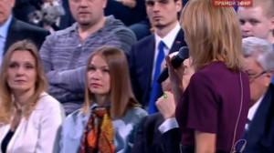 Общее дело на прямой линии с президентом России