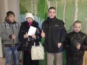 Общее дело в Воронежском Центре временного содержания для несовершеннолетних Елена Косякова