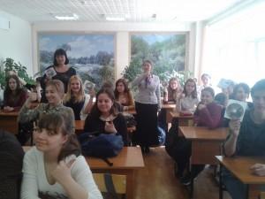 Общее дело в №38 города Воронежа Елена Косякова
