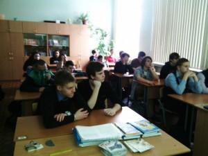 Общее дело в гимназии №1528 города Москвы Анна Смагина