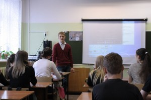 Общее дело в школе №24 города Сыктывкара республики Коми