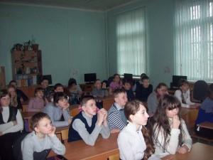 Общее дело в школе №10 города Кинешма Андрей Тараканов