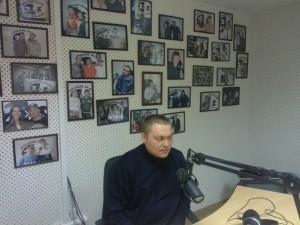 """Общее дело на радиостанции """"2х2"""" Ульяновской области Павел Куянов"""