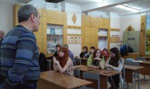 Общее дело в в лицее №103 города Железногорска Красноярского края Колесниченко Владислав