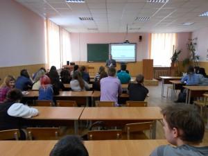 Общее дело в Псковском кооперативном техникуме Сергей Емельянов