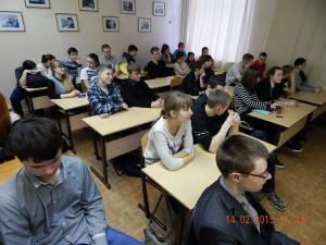 Общее дело в школе №93 города Железногорска Красноярского края Колесниченко Владислав