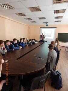 Общее дело в школе №97 города Железногорска Красноярского края Колесниченко Владислав