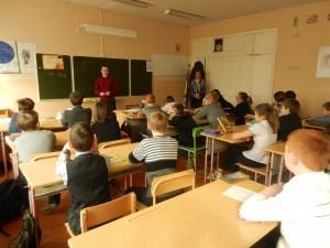 Общее дело в школе №1 города Костромы Павел Александров