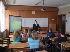 Общее дело в Ивановском автотранспортном колледже