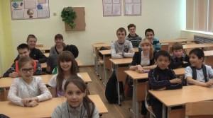 Общее дело в школе №24 города Екатеринбурга Сергей Новиков