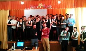 Общее дело в школе №98 города Самары Дмитрий куликов