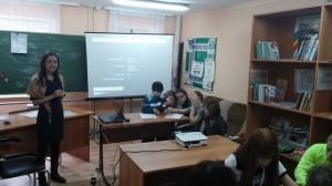 Общее дело в детском доме №6 города Екатеринбурга Елена Харисова