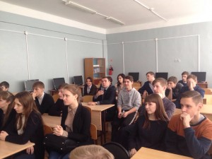 Общее дело в школе №2 Приволжского района Самарской области Куликов Дмитрий