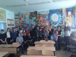 Общее дело в школе №3 города Самары Куликов Дмитрий