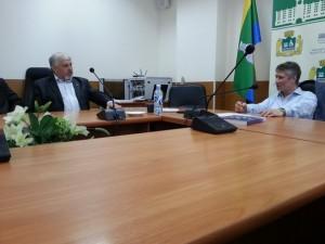 Общее дело на встрече со Ждановым Владимиром Георгиевичем