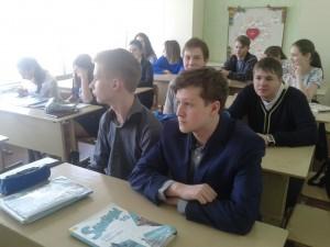 Общее дело в школе №38 горда Воронежа Елена Косякова