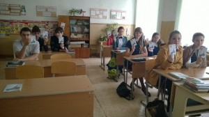 Общее дело в Еланской школе №1 р/п Елань Волгоградской области