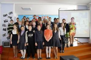 Общее дело в Касимовской школе-интернате Рязанской области