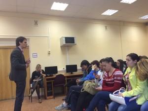 Общее дело в Политехническом колледже №39 города Москвы Ярослав Ковалевский