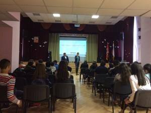Общее дело в школе №2099 города Москвы Ярослав Ковалевский