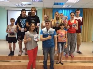 Общее дело в Волжском детском доме города Волжский Волгоградской области  Семенов Вадим
