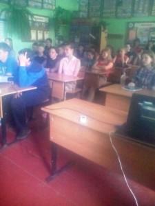 Общее дело в Большесолдатской средней общеобразовательной школы Курской области Гащук Александр Сергеевич