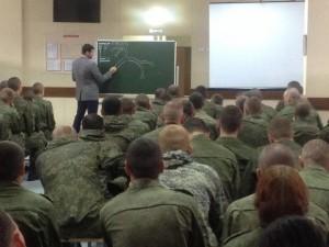 Общее дело в 32 военном городке г. Екатеринбурга