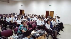 Общее дело в школе №7 станицы Ессентукской Предгорного района Ставропольского Края Чеканов Александр