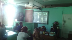 Общее дело в школе №17 города Кинешмы Ивановской области Андрей Тараканов
