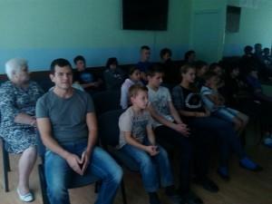 "Общее дело в Самарском реабилитационном центре ""Подросток"""