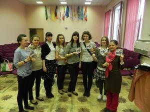 Общее дело в педагогического колледжа №10 города Москвы