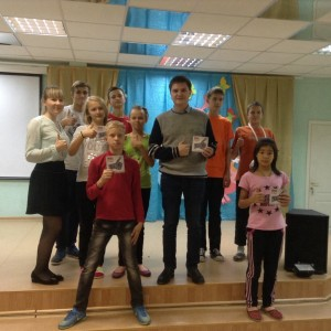 Общее дело в Детском доме города Волжский Волгоградской области